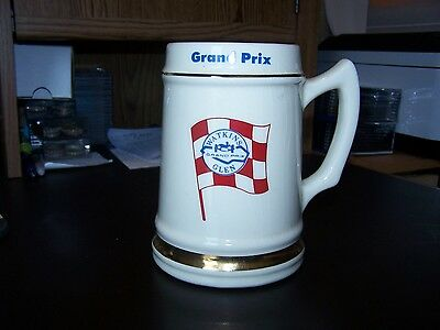 Watkins Glen Grand Prix Beer Mug or Stein