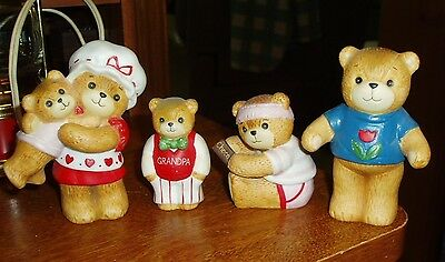 4 Lucy And Me Enesco Figurines