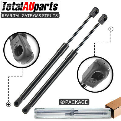 2x Tailgate Boot Gas Struts Springs for Holden Commodore VT VX VY VZ W/ Spoiler