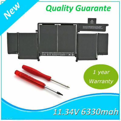 Battery for Apple Macbook Pro 13 Retina A1502 2013-2014 Battery A1493 ME866LL/A