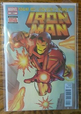 Iron Man #258.1 Vf/nm