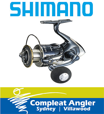 Shimano Twin Power XD 4000XG 2017 Spin Fishing Reel BRAND NEW At Compleat Angler