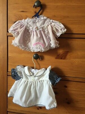 Vintage Cabbage Patch Doll Dresses