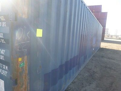 40' Shipping Containers - NSW