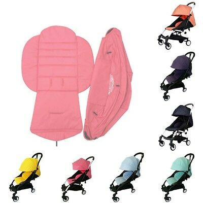 Baby Stroller Sun Shade Cover Textile Pram Umbrella Canopy Cushion Accessories
