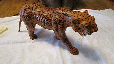 leopard figure large stk581