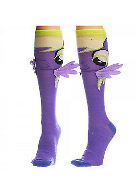 my little pony knee high socks with wings NEW