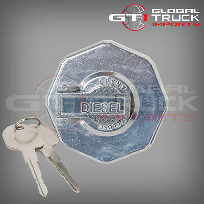 Isuzu Locking Fuel Tank Cap Suits N Series & FRR FRD FSR FSD 2008 On (FTCWLIFRR)