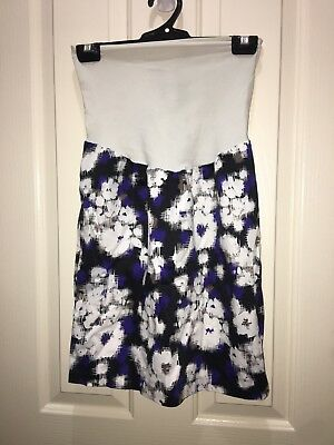 Pea In A Pod Maternity Skirt Size S