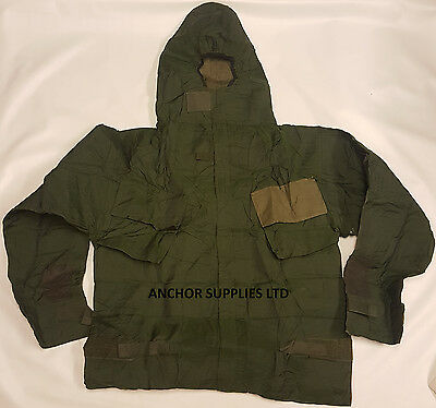 2 for £15 British Army NBC SUIT Vacuum Sealed OLIVE GREEN MK4 Upto 44'' 190/108
