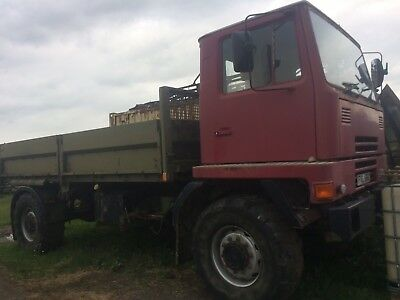 Bedford TM 16 Ton Agricultural Forestry Machine Lorry