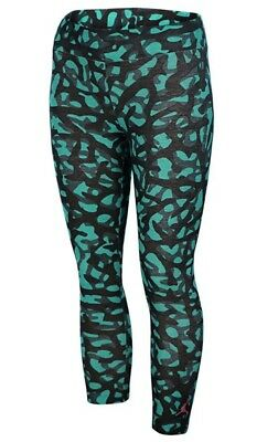 Nike Air Jordan Jumpman Girls Camo Printed Leggings Size Large