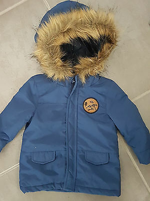 Baby winter Jacket- Cotton on Baby