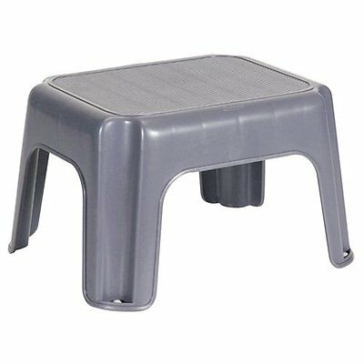 Rubbermaid Step Chair Stool Durable Portable Small RV Trailer Slip Resistant NEW