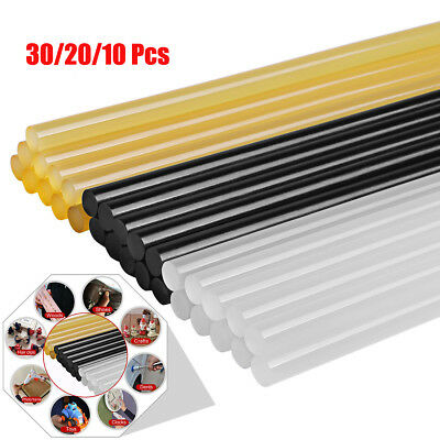 30/20PC PDR Tools Glue Sticks Paintless Dent Repair Puller Car Body Hail Removal