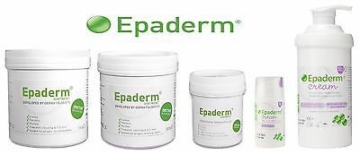 Epaderm Range for Eczema,Psoriasis & Other Dry Skin Conditions (All sizes)