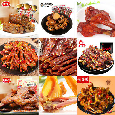 Chinese Delicious Snacks Foods Casual Snacks Lots Tastes