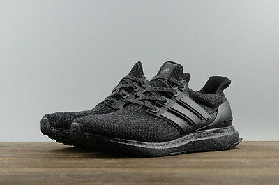 Adidas ultra boost ub 3.0 Men's Running Trainers Shoes - black