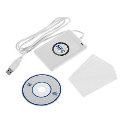 NFC Contactless Reader&Writer/USB+5Pcs IC Card Supports ISO 14443 Type A/B