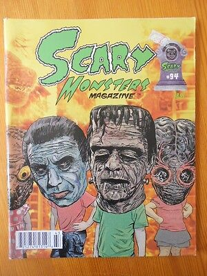 Scary Monsters Magazine Issue 94