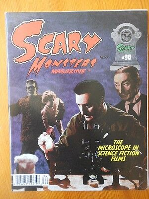 Scary Monsters Magazine Issue 90