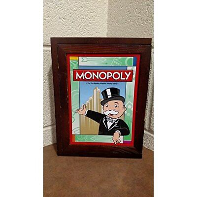 Library Monopoly Vintage Book Game Board Game Brand New
