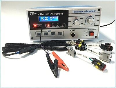 Diesel Common Rail Injector Tester CR-C Injector Testing Device
