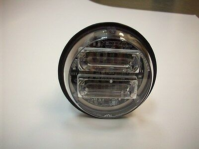 Whelen FEDC06BR LED Fog Lights 2006-10 Dodge Charger