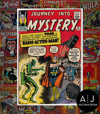Journey into Mystery #93 (I Marvel M) VG+! HIGH RES SCANS!