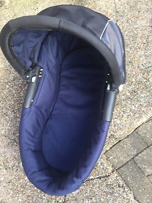 Quinny buzz carrycot Carry Cot Blue
