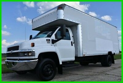 2003 Chevrolet Other  2003 Chevrolet C5500 6.6 Duramax Diesel 18Ft Box Truck W/ Attic Buy It  Now!