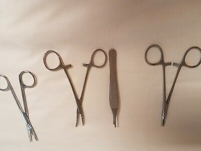 Stainless Steel Surgical Tools,.