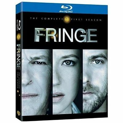 Fringe - The Complete First Season (Blu-ray Disc, 2009, 5-Disc Set)