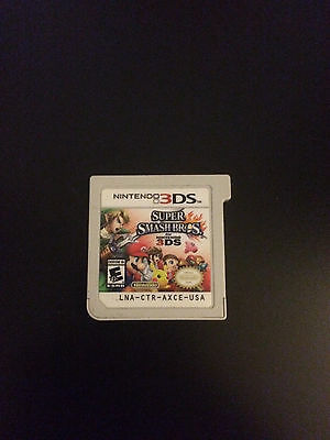 Super Smash Bros - Nintendo 3DS - Cartridge Only - Great Condition!