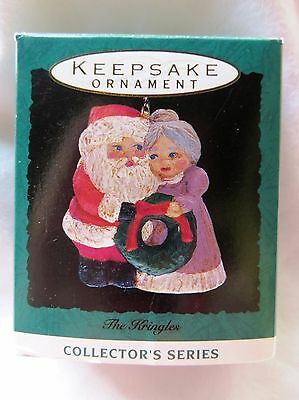 1993 Hallmark Miniature Christmas Ornament THE KRINGLES #5 IN SERIES