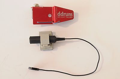 Lot Of 2 Drum Triggers..ddrum Red Shot And Yamaha Dt10