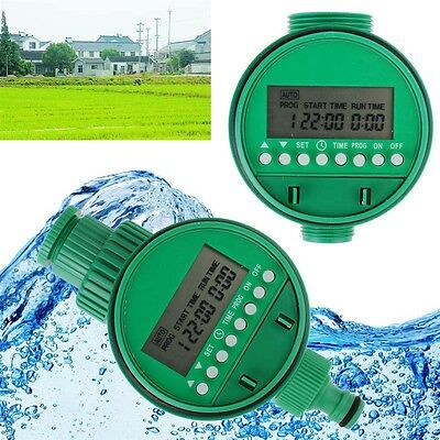 Automatic Electronic Water Timer Garden Irrigation Controller DigitalWatering Dh