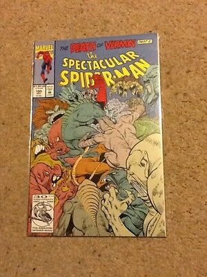 The Spectacular Spider-Man - Issue 195