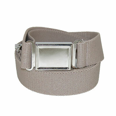 New CTM Kids' Elastic 1 Inch Adjustable Belt with Magnetic Buckle