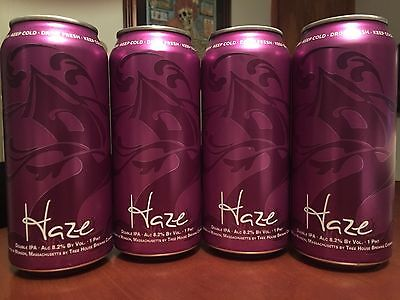 Haze IPA By Tree house Brewing  MA (4 CANS) On Par w/ Heady Topper, Julius Beer