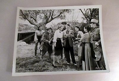 8x10 movie Photo Abbott&Costello The Time of their Lives
