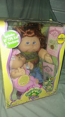 Cabbage Patch LiL Sisters 2006 Target Exclusive