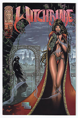 Image WITCHBLADE #6 NM 9.4 or Higher ~ MICHAEL TURNER Cover TOP COW 1996