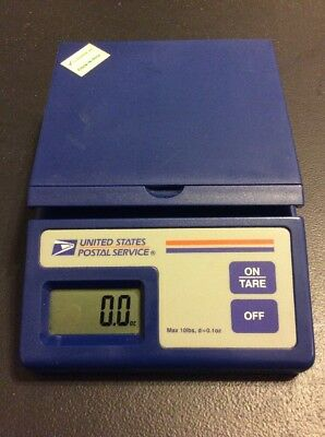 10 Lb Capacity Official United States Postal Service Postal Mailing Scale