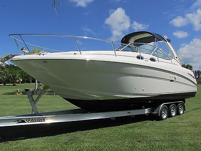 Sea Ray 300 /193 HRS * NO RESERVE*