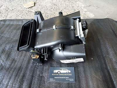Mercedes W163 ML-Class Rear Heater blower motor assembly (A1638300308)