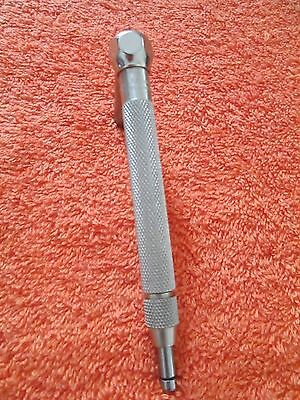 "Starrett 70Bx Pocket Scriber With 2-7/8"" Point Length & 3/8"" Handle Diameter."