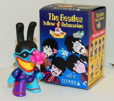 The Beatles Yellow Submarine Blue Meanie Variant Titans Chase Blind Box Figure