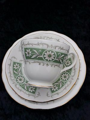 Duchess Bone China In Florence Pattern Trio Set