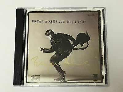 Bryan Adams - Cuts Like A Knife - Gold Signature Edition (10 Track CD)